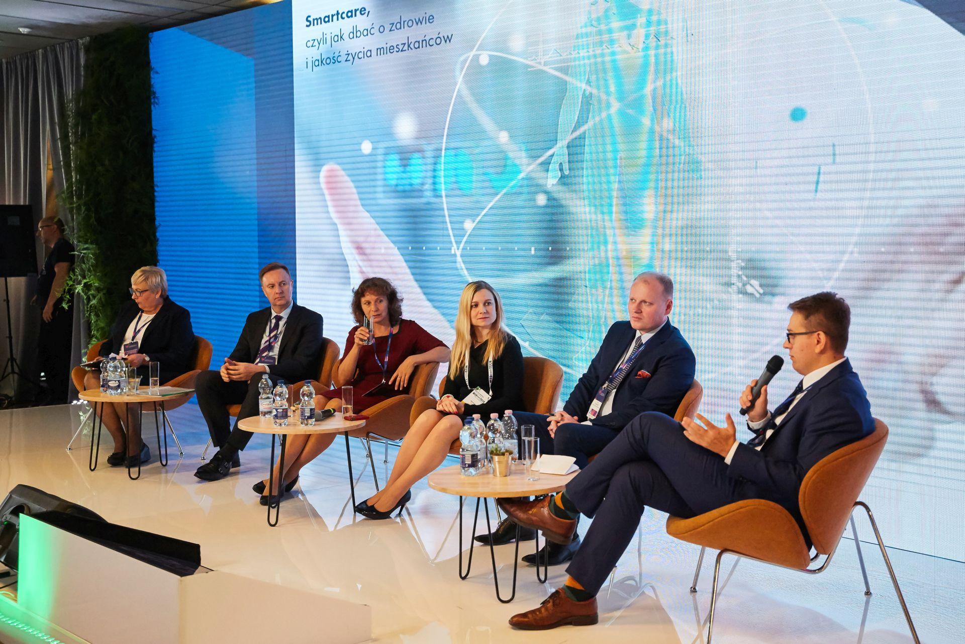 Debata podczas Forum Rozwoju Mazowsza