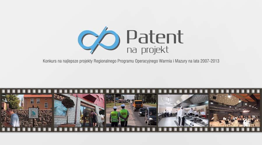 Kadry filmów o zwycięskich projektach w konkursie Patent na projekt